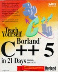 Teach yourself borland c++
