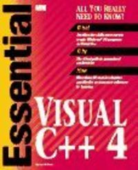 Essential visual c++ 4