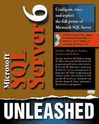 Ms sql server 6 unleashed