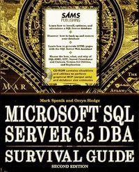 Ms sql server 6.5 dba