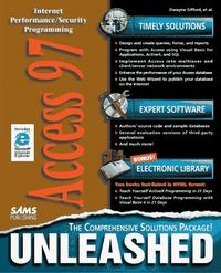 Access 97 unleashed b/cd