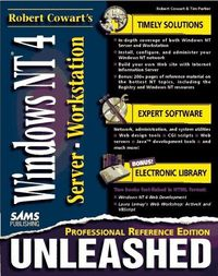 Windows nt 4 unleashed profesional ref