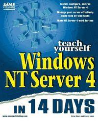 Teach yourself windows nt
