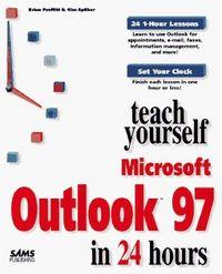 T y microsoft outlook 97 in 24 hours