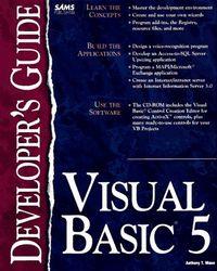 Visual basic 5 developers guide