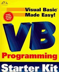 Visual basic programming starter kit