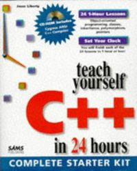 Teach yourself c++ in 24