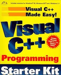 Visual c++ programming starter kit