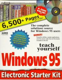 T y windows 95 electronic starter kit