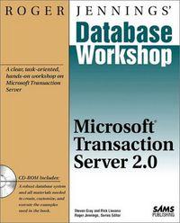 Microsoft transaction server 2.0 datab