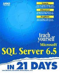 T y sql server 6.5 in 21 days