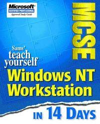 Mcse windows nt workstantion 4. sams'