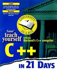 T y c++ in 21 days complete compiler e