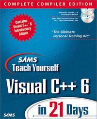 Sty visual c++ 6 in 21 days