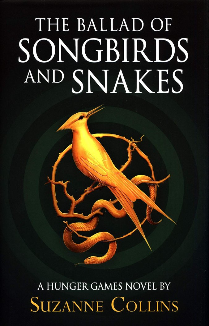 Ballad of songbirds and snakes,the