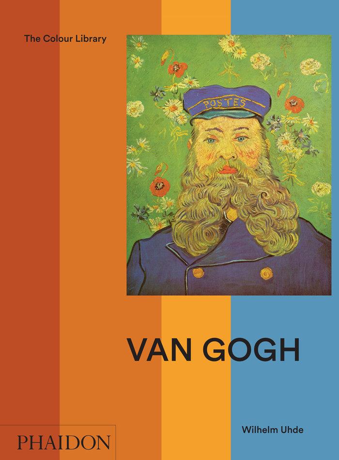 Van gogh colour library