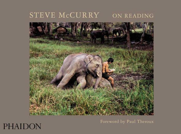 Steve mccurry - on reading