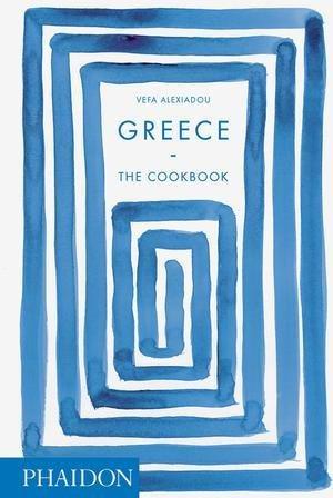 Greece the cookbook
