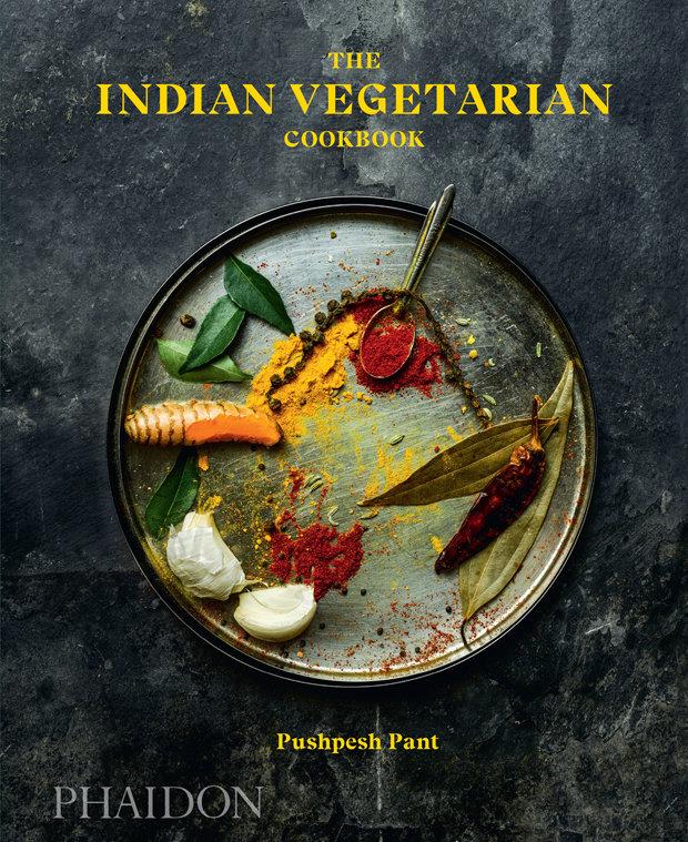 Indian vegetarian cookbook,the