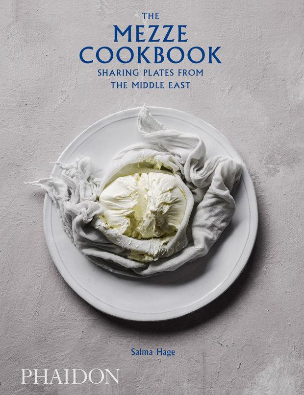 Mezze cookbook,the