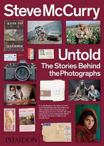 Steve mccurry untold the stories behind the