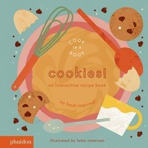 Cookies an interactive recipe book ne