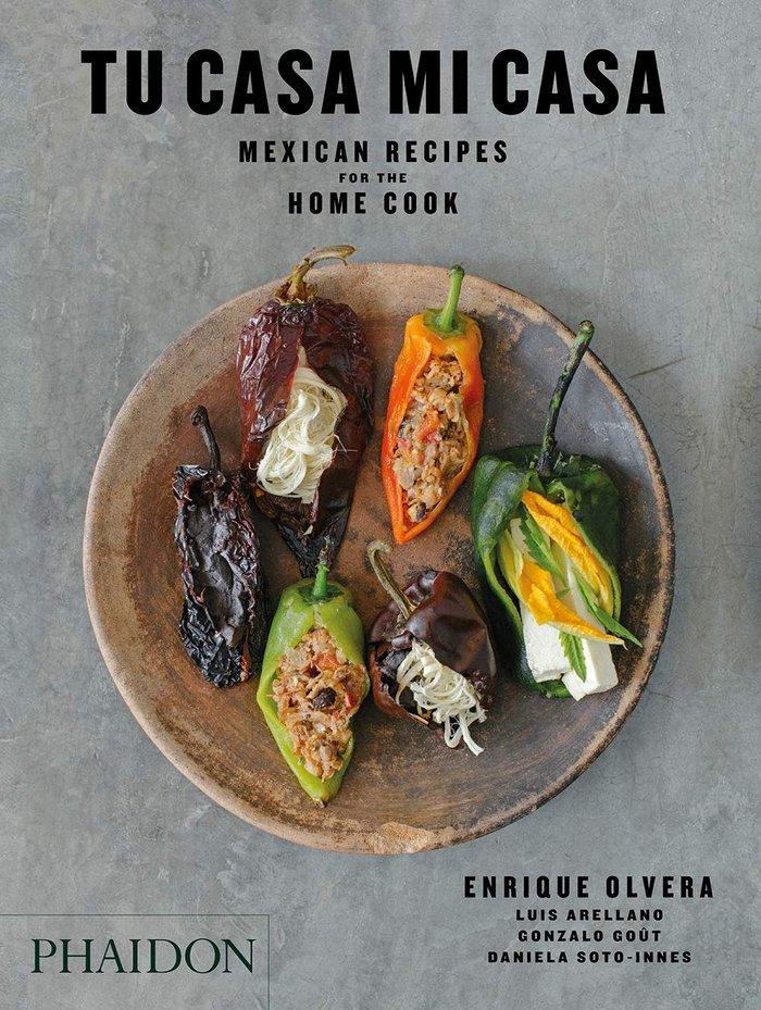 Tu casa mi casa mexican recipes for the home