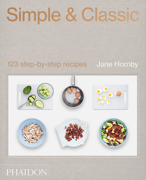 Simple & classic 123 step by step recipes