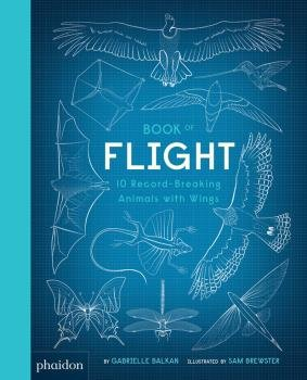 Book of flight 10 record breaking animals with wings
