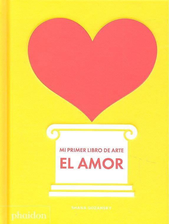Mi primer libro de arte amor