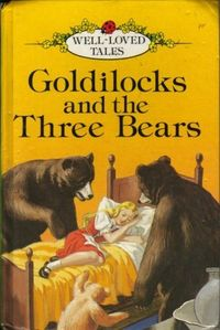 Wt 1 goldilocks & three bears