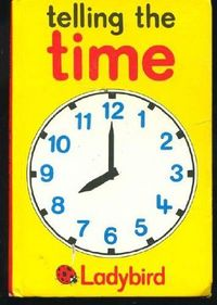 Learning to read telling the time