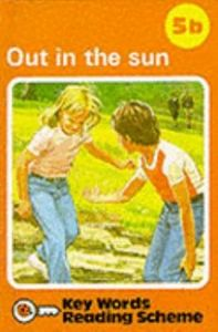Key w.readers-b/out in the sun
