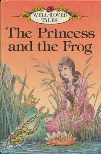 Wt 3 princess & frogs