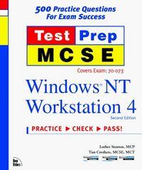 Mcse test prep windows nt workst.4 2/e
