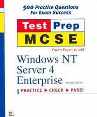 Mcse test prep windows nt server 4 en.