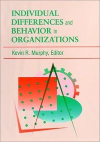 Individual diferences behavior organiz