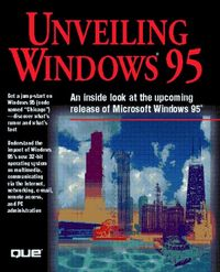 Unveiling windows 95