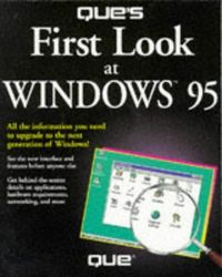 First look windows 95