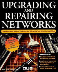 Upgrading repairing networks