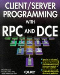 Client server prog.rpc and dce