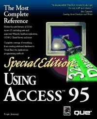 Using access 95 spec. edn