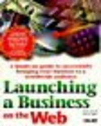 Launching a business on t
