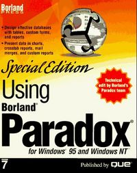 Using borland parados win