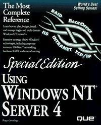 Using windows nt server 4