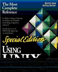 Using unix 2ªed.special edt.