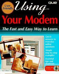 Using your modem