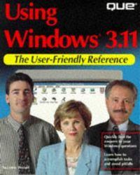 Using windows 3.11 (user friendly refe