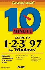 Ten minute guide 1-2-3 97 wind.