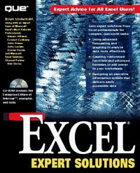 Excel expert solutions